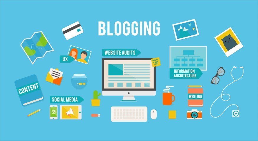 bloguear