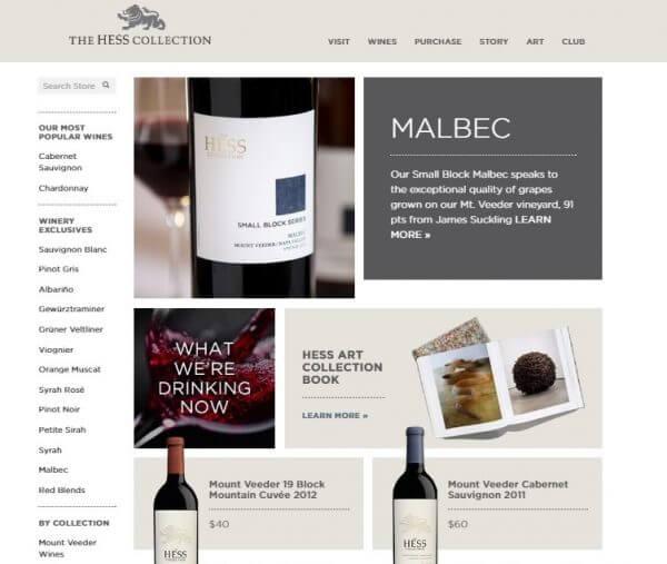 cómo vender vino por internet