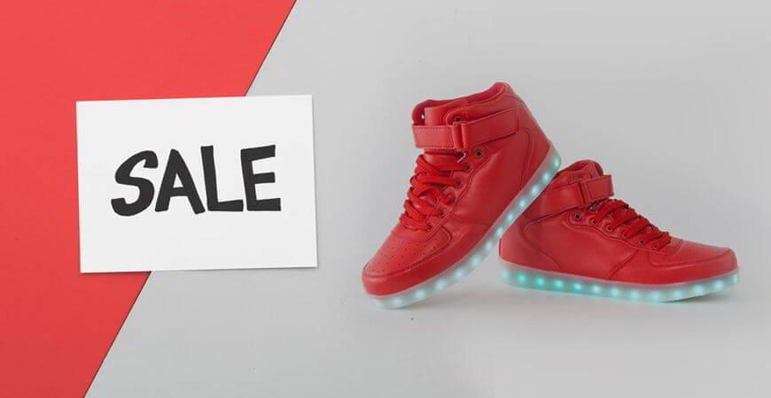 vender zapatos en linea