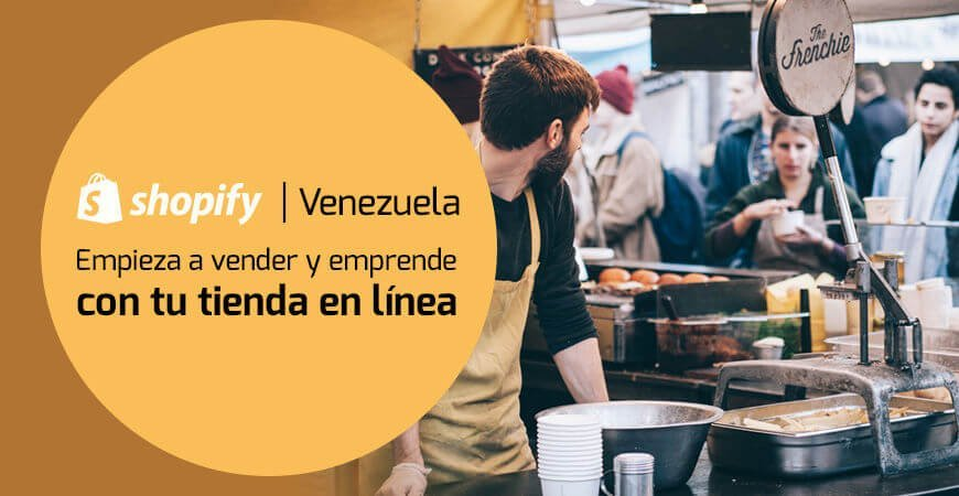 Shopify Venezuela