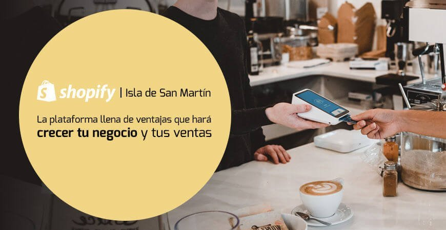 Shopify Isla de San Martín