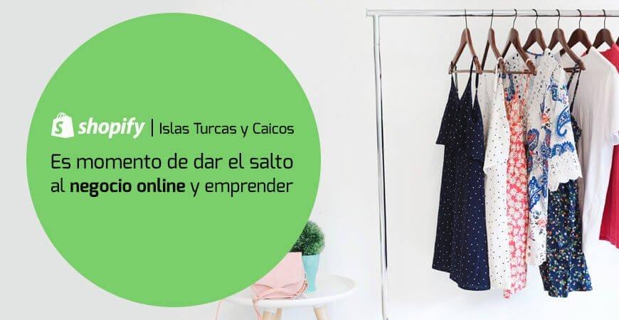 Shopify Islas Turcas y Caicos
