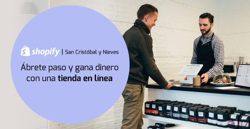 Shopify San Cristóbal y Nieves