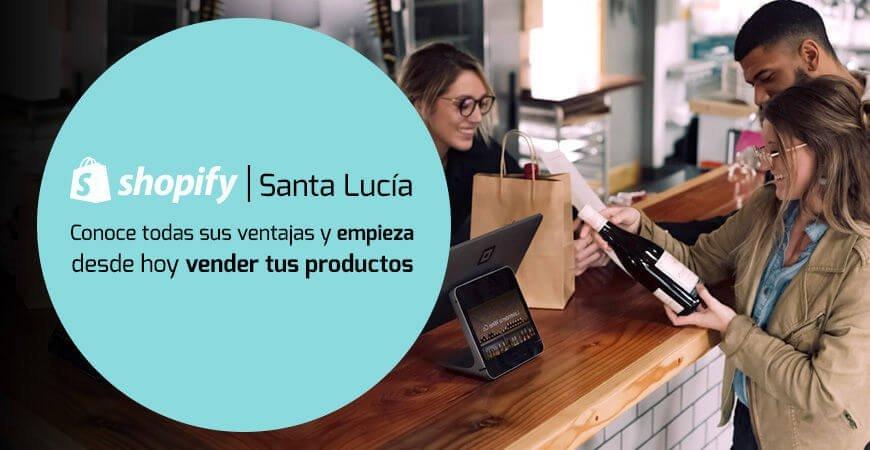 Shopify Santa Lucía