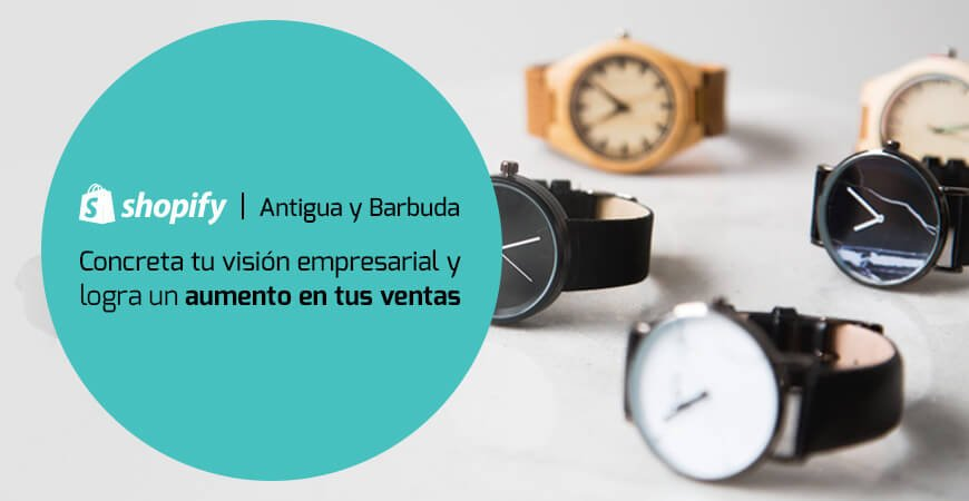 Shopify Antigua y Barbuda