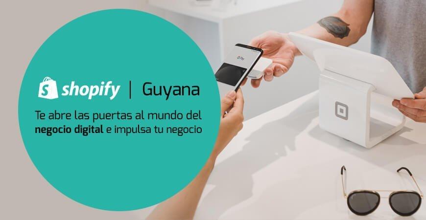 Shopify Guyana