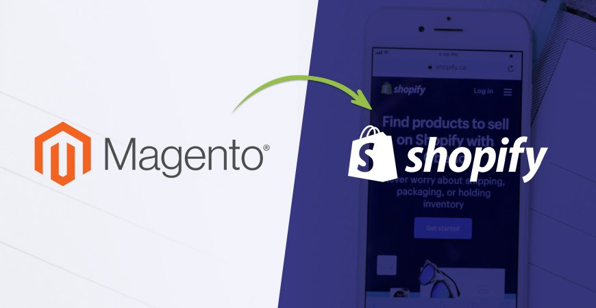 migrar Magento a Shopify Plus