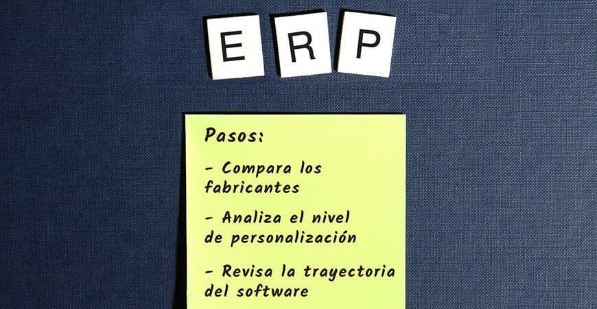 proveedores de ERP, mejores ERP en México, software erp, sistema erp
