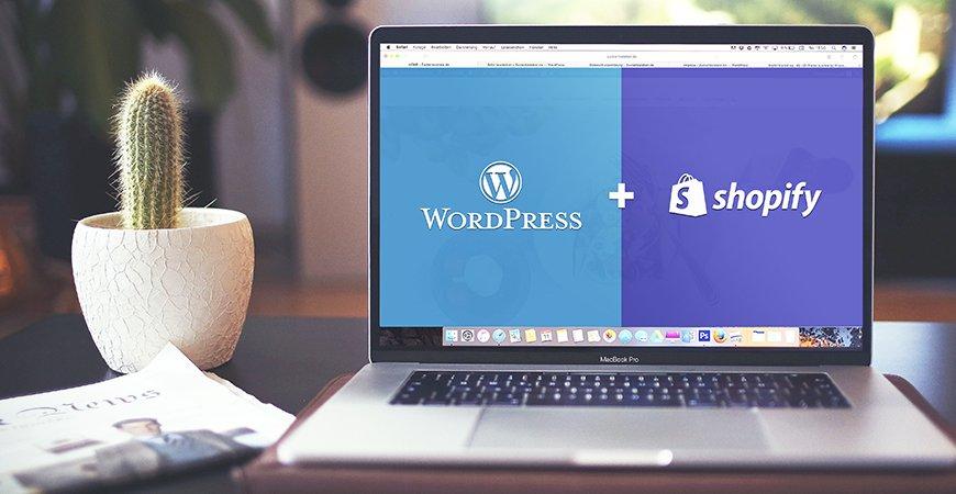 Shopify WordPress