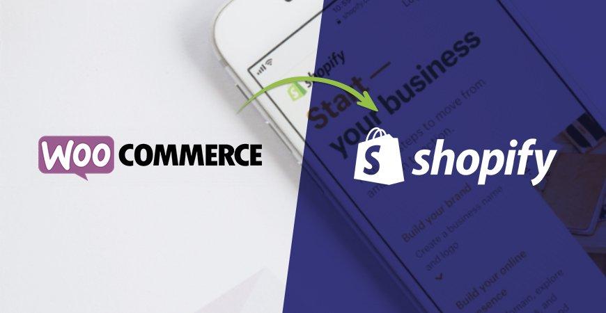 migrar Woocommerce a Shopify