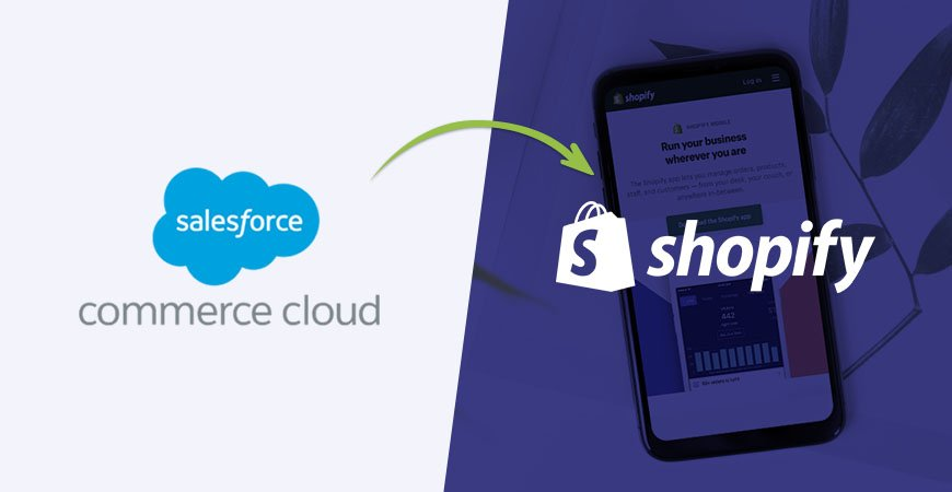 Migrar Salesforce a Shopify Plus